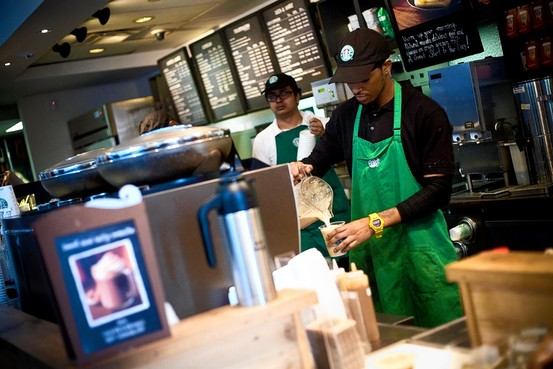 Confessions Of A Starbucks Barista