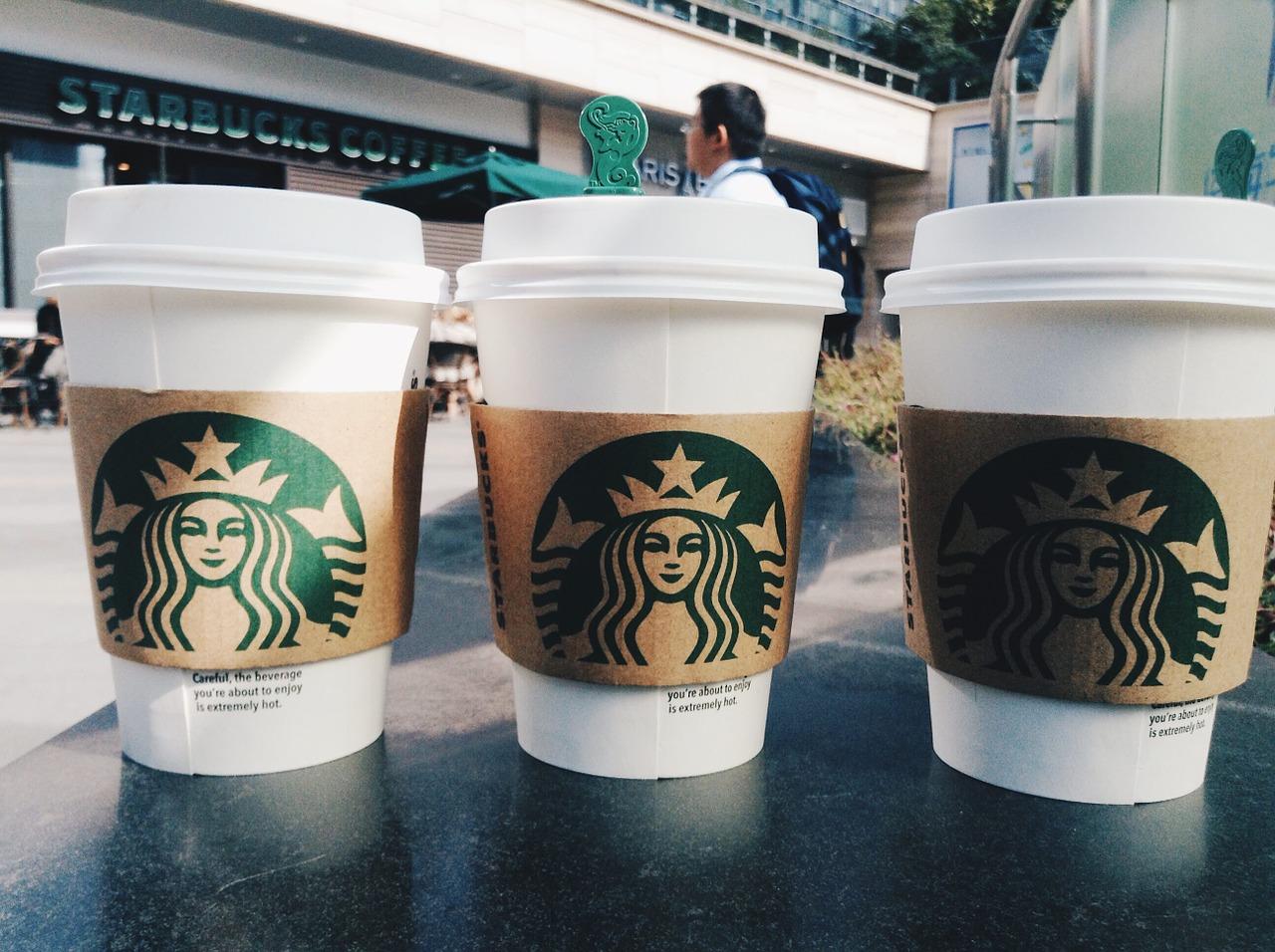 Starbucks opening in Slovakia