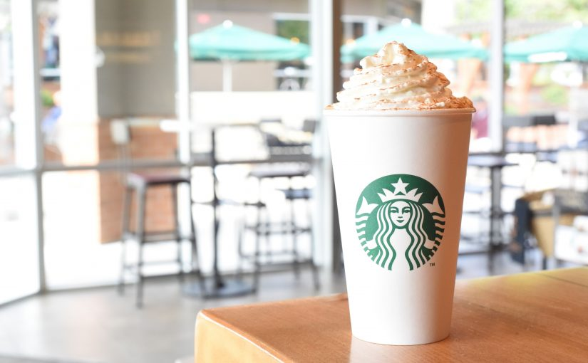 Starbucks Pumpkin Spice Latte is here
